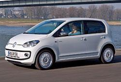 VW up! mit vier Türen