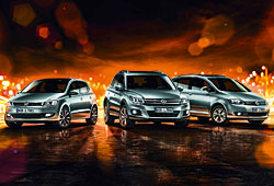 VW Life-Sondermodelle