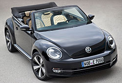 VW Beetle Cabriolet Exclusive