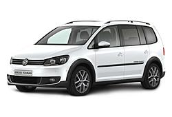 VW Cross Touran  - Seitenansicht