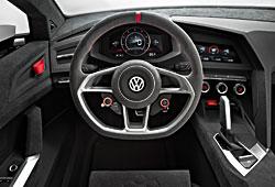VW Design Vision GTI - Instrumente