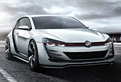 VW Design Vision GTI - Frontansicht