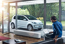 VW vernetzt e-up!