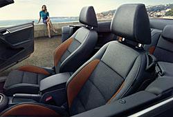 VW Golf Cabriolet Karmann - Innenraum