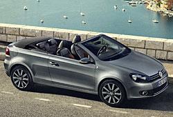 VW Golf Cabriolet Karmann - Seitenansicht