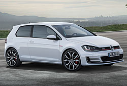VW Golf - meistverkauftes Modell in D im September 2014