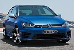 VW Golf R - Frontansicht