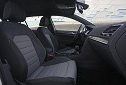 VW Golf R-Line - Innenraum