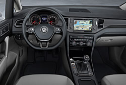 VW Golf Sportsvan - Cockpit