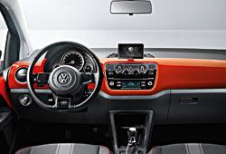 VW groove up! - Cockpit