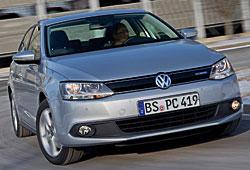 VW Jetta Hybrid Frontansicht