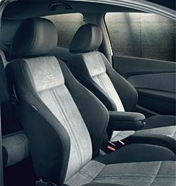 VW Polo R WRC Sitze