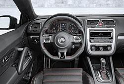 VW Scirocco Milliion - Cockpit