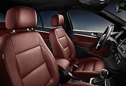 VW Tiguan Exclusive - Innenraum
