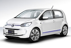 VW Twin up! - Studie mit Plug-in-Hybridantrieb