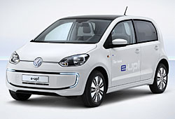 VW e-up! Frontansicht