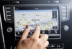 VW Navigationsgerät Discover Pro