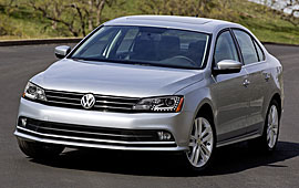 VW Jetta - US-Version
