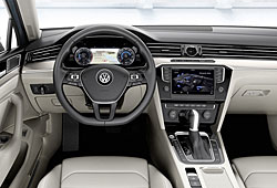 VW Passat - Cockpit