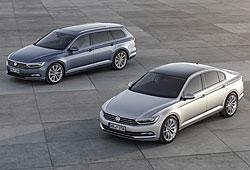 VW Passat und Passat Variant