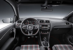 VW Polo GTI - Cockpit