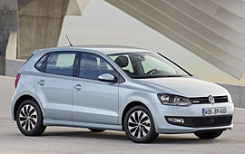 VW Polo TDI Blue Motion