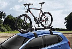 Fahrradträger für VW Polo