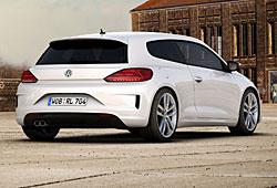 VW Scirocco mit R-Line-Paket