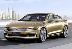 VW C Coupé GTE Studie - Frontansicht