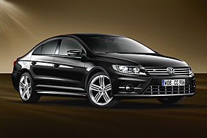 VW CC Dynamic Black - Sondermodell