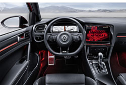 VW Golf R Touch - Cockpit
