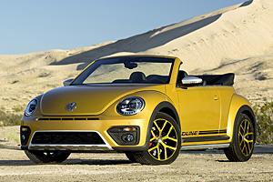 VW Beetle Dune - Cabriolet