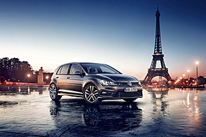 VW Golf Allstar-Sondermodell
