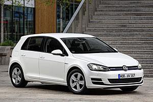 VW Golf TSI Blue Motion
