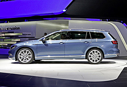 VW Passat Variant Blue Motion