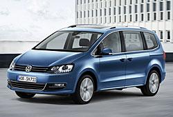 VW Sharan - Außenansicht