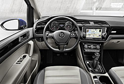 VW Touran - Cockpit