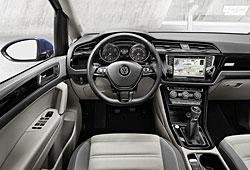 VW Touran - Cockpit