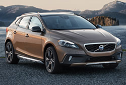 Volvo V40 Cross Country: Robustere Erscheinung