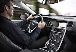 Volvo V60 Plug-in-Hybrid - Cockpit