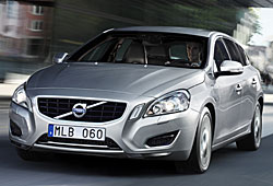 Volvo V60 Plug-in-Hybrid Pure Limited in Electric Silver