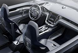 Volvo Concept Coupé - Innenraum
