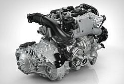 Volvo Drive-E-Benziner mit 2,0 Liter Hubraum