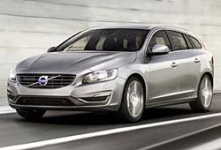 Volvo V60 Frontansicht