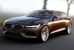 Volvo Concept Estate - Außenansicht