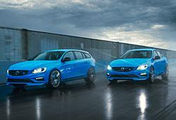 Volvo-Polestarmodelle V60 und S60