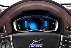Volvo S60L Petrol Plug-in-Hybrid - Instrumente