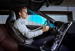 Volvo erprobt Sensor zur Müdigkeitserkennung
