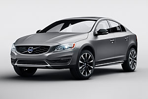 Volvo S60 Cross Country - Frontansicht