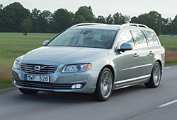 Volvo V70 in Seashell-Silber-Metallic
